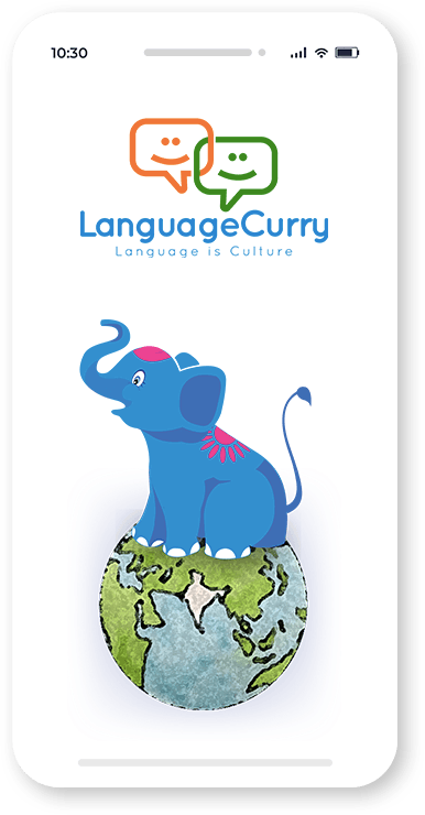 Language Curry Mobile App