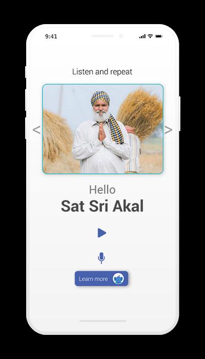 Learn To Speak Punjabi From Expert Punjabi Tutor